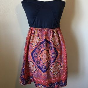 Roxy Strapless Dress In gently used condition
